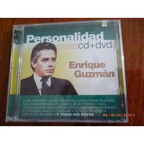 Cd + Dvd Enrique Guzman Personalidad