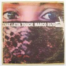Marco Rizo / That Latin Touch 1 Disco Lp Vinil