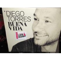 Diego Torres Buena Vida Cd Nuevo Sellado
