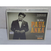 Paul Anka - The Real... The Ultimate Collection - 3 Cd