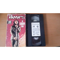 The Doors - Live In Europe 1968 Vhs