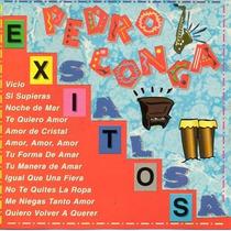 Cd Pedro Conga Y Su Orquesta Internacional Salsa Exitos