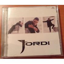 Jordi Debut Homonimo Cd 1a Edicion 1999 C/cancionero Bvf