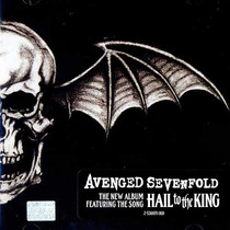 Avenged Sevenfold / Hail Of The King / Cd, Disco Con 11