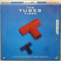 Laserdisc The Tubes Video Mondo Bondage White Punks On Dope