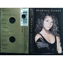 Mariah Carey Cassette Usado 1ra Edición 1990 Usa