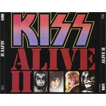 Kiss - Alive Ii - Box Set Con 2 Cd,s