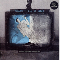 Cd Original Axodry Feel It Right You The Time Is Right Save