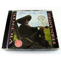 Vicente Fernandez Lastima Que Seas Ajena Cd Nuevo 1a E 1993