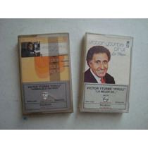 Lote De 2 Cassette Victor Iturbe Piruli De Coleccion Trios