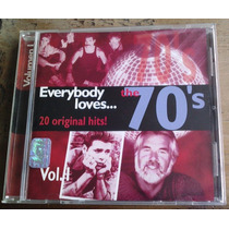 Everybody Loves The 70 S Vol 1 Cd Nacional Unica Ed 1996 Vmj