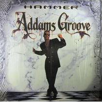 Mc Hammer - Addams Groove Single Lp Importado De Usa