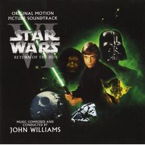 Star Wars Vi-return Of The Jedi. Cd 2ble Soundtrack