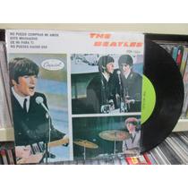 The Beatles Disco Ep Nuevo 10034 4 Temas