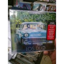 Juan Gabriel Los Duo 2 Cd Y Dvd Nuevo De Luxe