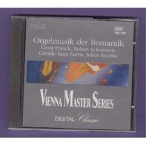 Musica Romantica Para Organo Cd Semnvo Ed Alemana 1991