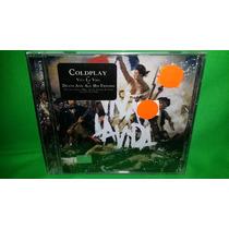 Cd Coldplay - Viva La Vida Death And All His Friends