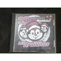 Cd 20 Kilates Musicales Las Ardillitas En Navidad