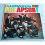 Los Apson Llegaron 1963 Twist Hawaiano/ Lp Vinil Acetato