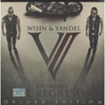 El Regreso Wisin & Yandel Los Vaqueros
