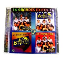Los Angeles Azules / 16 Grandes Exitos Cd Nuevo Dco 1997