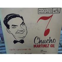Chucho Martinez Gil Canta Canciones De Gonzalo Curiel Ep