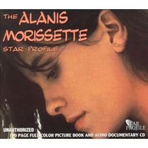 Alanis Morissette - Star Profile Cd Importado Rock Pop