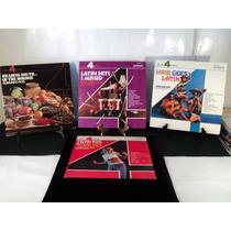 Edmundo Ros Phase 4 Discos Vinilo Acetato Lp Latin Jazz 4pz