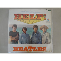 The Beatles Help, Version De La Pelicula Acetato