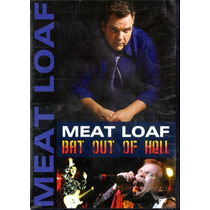 Dvd Musical De Meat Loaf: Bat Out Of Hell (importado)