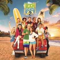 Teen Beach 2 / Soundtrack / Disco Cd Con 15 Canciones