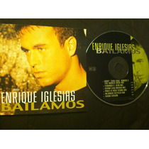 Enrique Iglesias Single Importado Bailamos