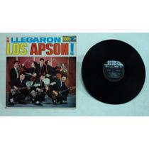¡ Llegaron Los Apson! 1963 Lp Perfecto Estado Rock Mexicano