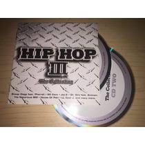 Cd. Hip Hop 3. The Collection. 38 Tracks. Jay Z, Eminem