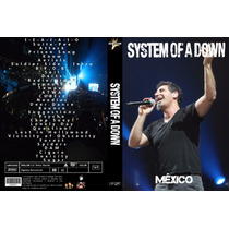 System Of A Down Dvd Live Mexico 6 Octubre 2015