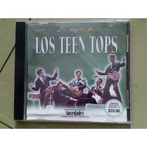 Cd Lo Mejor De Los Teen Tops