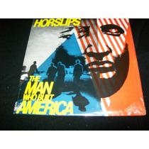 Horslips - The Man Who Built America Lp Vinil Rock Acetato