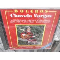 Chavela Vargas Boleros Cd Nuevo Sellado