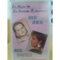 Casete Rocio Durcal Balada Ranchera Nuevo Y Sellado
