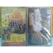 Kcts D La Banda El Recodo Julio Cesar Chavez Nuevos Y Sella2