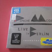 Depeche Mode 2cd Live In Berlin Sellado Nuevo De Paquete