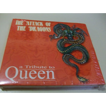 Attack Of The Dragons - A Tribute To Queen - 2cd Set Import