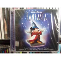 Fantasia Walt Disney 2cd Soundtrack Nuevo, Cerrado