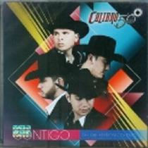 Contigo (cd + Dvd) Calibre 50