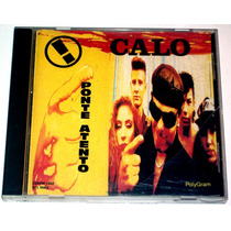 Cd Calo: Ponte Atento (1991) Sp0