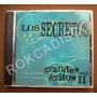 Cd, Los Secretos, Grandes Exitos, Vol. 2, Alemania