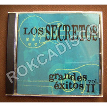 Cd, Los Secretos, Grandes Exitos, Vol. 2, Alemania