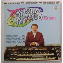 Juan Torres / Organo Melodico Vol. 7 1 Disco Lp Vinilo