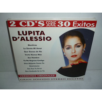 Lupita D´alessio - Serie 30 Exitos Cd Doble