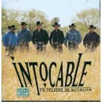 Intocable En Peligro De Extincion. Cd Nuevo Y Original